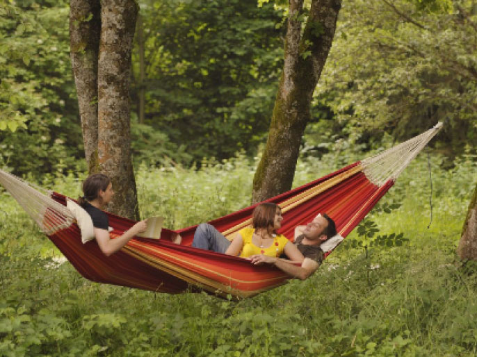 caravan-shop.ch Zubehör fürs Camping - Hängematte
